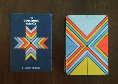 the connect cards