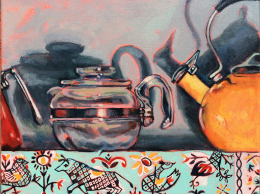 Repetition #2 | Tea Kettles