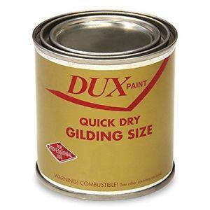 DUX gilding size