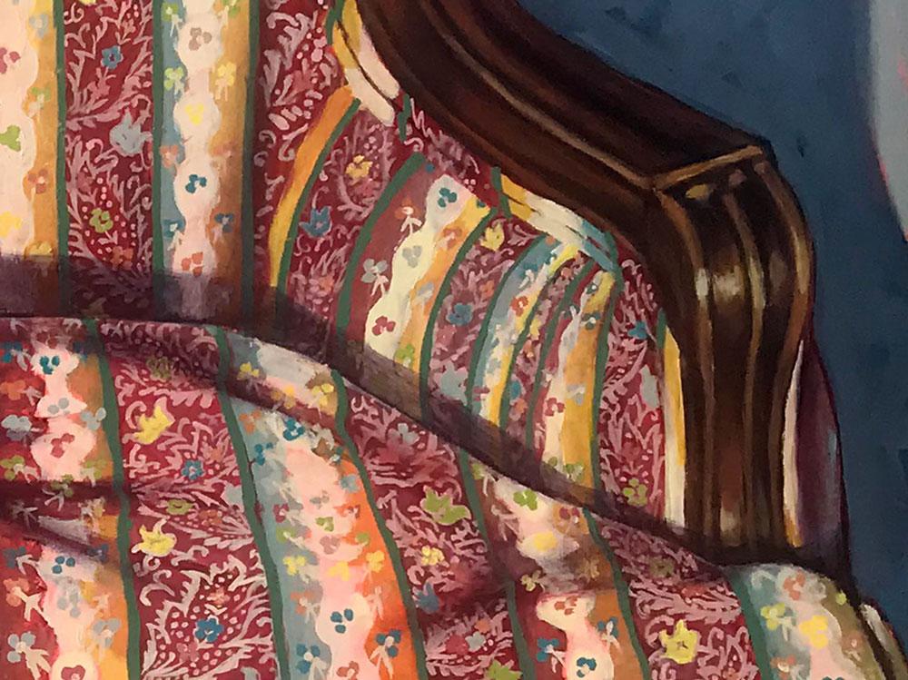 Chair #2 (detail)